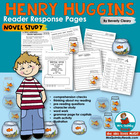 Henry Huggins by Beverly Cleary Literature Pack