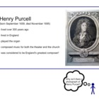 Henry Purcell's Canon in D