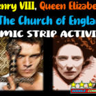 Henry VIII, Elizabeth & The Church of England