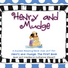 Henry and Mudge Book Club/ Guided Reading Unit