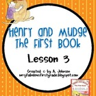 Henry and Mudge Supplementals for Storytown 2nd Grade Lesson 3