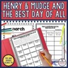 Henry and Mudge and the Best Day of All by Cynthia Rylant unit