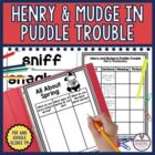 Henry and Mudge in Puddle Trouble Unit by Cynthia Rylant weather
