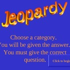 Heredity Jeopardy Game