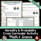Heredity and Probability Cross Curricular Activity {Math a