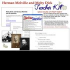 Herman Melville and Moby Dick Teacher Kit Lesson Plan