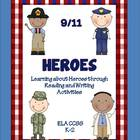 Heroes Unit: K-2: 9/11 and Everyday