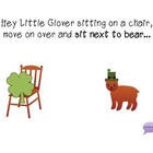 &quot;Hey Little Clover&quot; - A Following Directions Book WITH Man