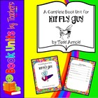Hi! Fly Guy by Tedd Arnold Book Unit