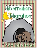 Bear Snores On and Time to Sleep...Exploring Hibernation/M