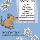 Hibernation Literacy Unit-Activities, Chart Pieces, Litera