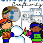 Hide & Sneak Snowman Craft and Activities