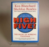 High Five! Another Great Management Book (Hardcover)