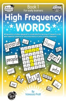High Frequency Words 1: Overview of Words