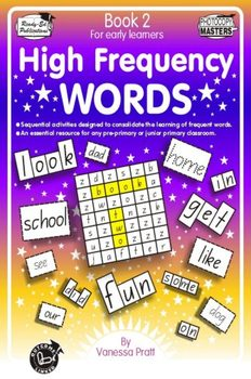 High Frequency Words 2: Overview of Words
