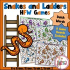High Frequncy Word Snakes-N-Ladders (1-220 Dolch List)
