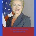 Hillary Clinton: Biographical Play(To Tell the Truth Play)