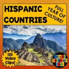 Hispanic, Spanish Flags, Photos, and Interesting Facts for