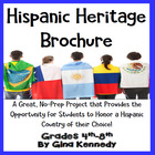 Hispanic Heritage Country Brochure Project, Great Cultural