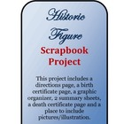 Historic Figure Scrapbook Project (Biography)