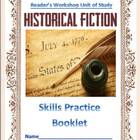 Historical Fiction: Reader&#039;s Workshop Unit (Common Core Sk