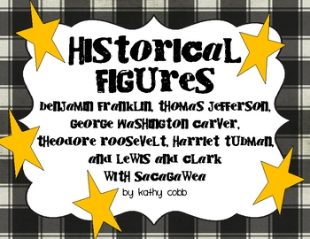 Historical Figures (Franklin, Jefferson, Carver, Roosevelt...