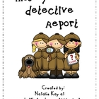 History Detective Report