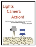 "U.S. History Documentary Project ""Lights, Camera, Action"""