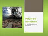 History: Pompeii and Herculaneum Collection of 54 Resources