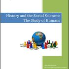 History and the Social Sciences The Study of Humans