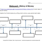 History of Money Computer Webquest; Timeline and Comprehen