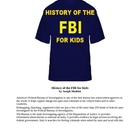 History of the FBI for Kids