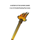 History of the Olympic Games Guided Reading Play Scripts