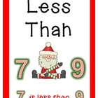 Ho, Ho, Ho, Greater Than and Less Than posters