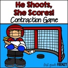 Hockey Contraction Game
