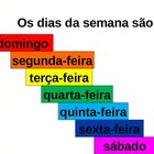 Hoje e Amanha (Today and tomorrow in Portuguese) powerpoint