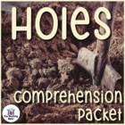 Holes Comprehension Question Packet