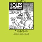 Holes - Novel-Ties Study Guide