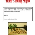 &quot;Holes&quot; by Louis Sachar: Setting Project 
