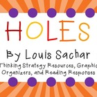 Holes by Louis Sachar: Thinking Strategies for Character,