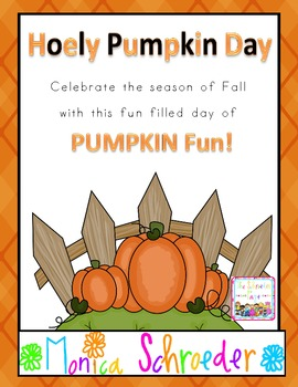 Holey Pumpkin Day