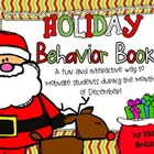 Holiday Behavior Book {Positive Behavior Incentive} {Fun &