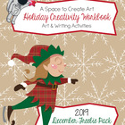 Holiday Creativity Workbook