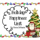 Holiday Happiness Unit (Christmas, Mexico, Hanukkah, Kwanz