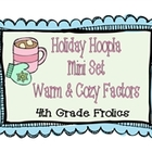Holiday Hoopla Mini Set Warm and Cozy Factors