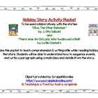 Holiday Literature Comprehension Packet