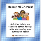 Holiday MEGA Pack *** HARD GOOD (CD) ***