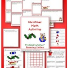 Holiday Math Activities