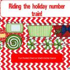 Holiday Math Train