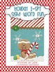 Holiday Sight Word I-Spy Fun-Dolch List 1-11 Differentiate